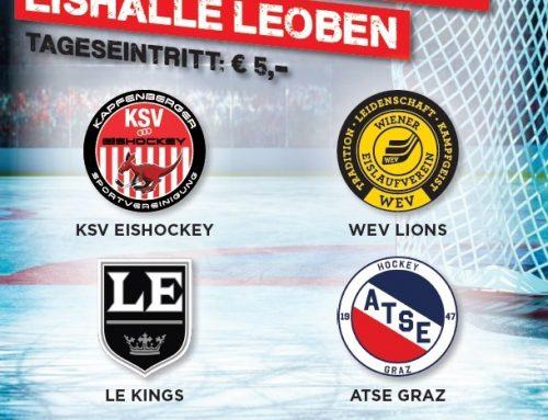 Gösser Cup – LE Kings sind dabei!